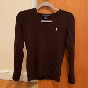 Ralph Lauren polo sweater